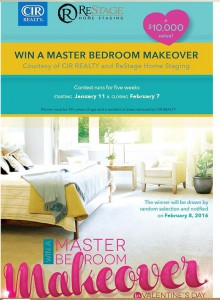 Master Bed Room Makeover